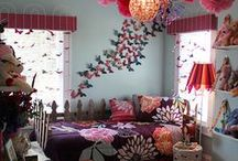 Kids Rooms / by Elizabeth Newberry