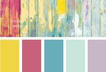 xo yummy palettes / by xoj9Creative