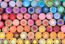 xo colors / by xoj9Creative