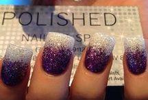 PoLiShEd.  / I have a serious nail polish addiction... / by Jenny Wells