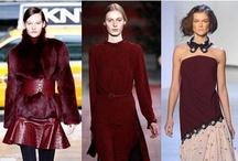 xo Season Color Trends 2012/2013 / by xoj9Creative