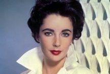 Elizabeth Taylor (1932-2011)~Richard Burton (1925-1984) / Beautiful and very talented. / by Pat Marvin