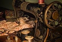 Thimbles/Sissors/Sewing / by Linda Germann