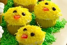Spring/Easter Crafts, Food & Decor / by Trudi Ross
