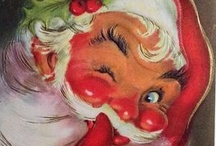 """Vintage Christmas-""""Just like the ones I used to know"""" / by Trudi Ross"""