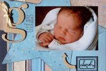 Scrapbook Baby / by BevSue