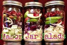 Layered Lunch (Put a lid on it!) / by Trudi Ross