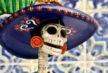 Mexican Inspired Art / by Sheri Linhares (Foree)