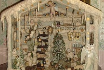Christmas Long Ago / by Susan Mitchell