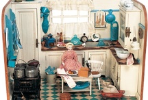 Miniatures and Dollhouses I / by Susan Mitchell