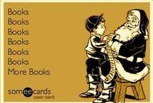 Books...love my books!! / by Maureen Grant