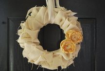 Wreaths ♥ / by Megan Bailey