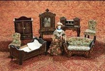Miniatures and Dollhouses III / by Susan Mitchell