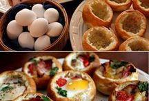 Breakfast / Brunch / by Simona Demeter