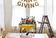 Thanksgiving / by Ebony Logue