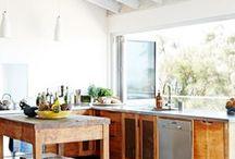 Kitchen / by Susan Hamrick