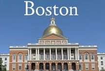 Things to do in Boston / Okay, so you've walked the Freedom Trail and you've seen Harvard, but there's so much more to Boston. From chowdah to beer, Red Sox to pizza, here's our list of things to do in Boston. / by Urban Adventures
