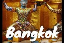 Things to do in Bangkok / Bangkok is a wonderful, chaotic city that will send you into sensory-overload. With so much at your fingertips, it's hard to know what to experience. Hopefully we can help you choose from these things to do in Bangkok. / by Urban Adventures