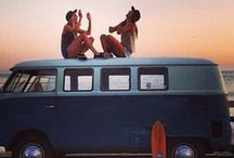 CALIFORNIA DREAMING / by WE ARE KNITTERS