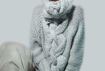 KNITWEAR / Knitwear inspiration - Knitting lovers / by WE ARE KNITTERS