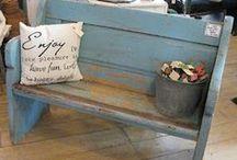 Trash to Treasure Junky♡ / by Susan Hawkins Mooney