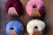 THE COTTON YARN / We Are Knitters 100% Pima cotton yarn from Peru. / by WE ARE KNITTERS
