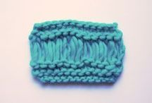 MORE STITCHES, PLEASE! / All types of stitches, from the most basic to the most advanced. / by WE ARE KNITTERS