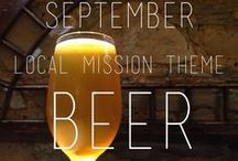 """Local Mission - Beer / """"It takes beer to make thirst worthwhile.""""   If that proverb sounds as true to you as it does to us, we suggest you enter this month's Local Mission! It's time for you to show us the coolest taps, tastiest microbrews, and fanciest flights! As always, share your beerventures by tagging #UAmission for a chance to win a free tour!  / by Urban Adventures"""