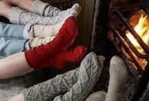 COOCOONING / Chilling at home when it is cold outside / by WE ARE KNITTERS