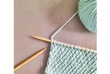 AQUA INSPIRATION / by WE ARE KNITTERS