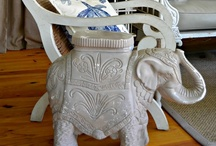 Elephants / by allaboutvignettes.blogspot.com