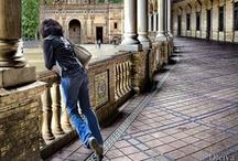Sevilla / #Spain #Seville #Sevilla / by Mike Dunlap