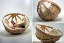 Modern Day Seating's / Comfy Seating / by Pepperfry.com