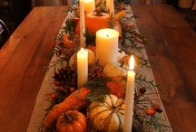 Fall/Thanksgiving/Harvest Time / by Lori Susott