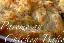 Chicken recipes / by Lori Susott