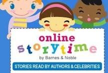 Children's Stories online/Read Alouds & Songs / by Lori Susott