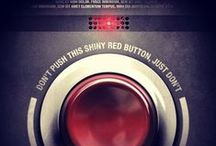 Red Button / by Jessica Beach