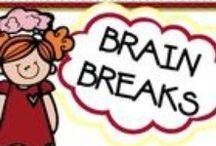 Classroom Brain Break Videos/Songs / by Lori Susott