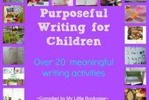 Classroom-Writing / by Lori Susott