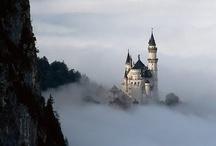 Castle on a cloud / by Arielle Barels