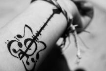 tattoos / by Stephanie Hale