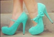 Shoes / by Stephanie Hale