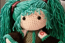 Crochet Amigurumi Dolls / everything here are my choices in adorable dolls that are crocheted. i re-pinned these because someday i would love to make and share my own version of these under my mixed creations board. the artists that made these dolls are very talented and i only dream of being as good as them. hope you enjoy looking at these lovely dolls as much as i do.  happy re-pinning. / by C. Reynolds