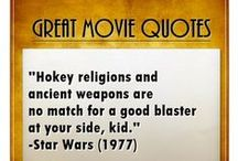 TV & Movie Quotes  / by Dallas Screenwriters