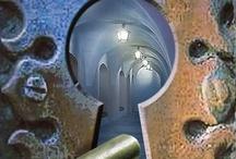 Under Lock and key / by Carol Fraile