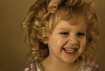 Hair styles for little girls :D / by Melanie Salter