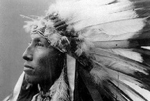 Native American,Historical Art & Photo / History / by Kim Hernandez