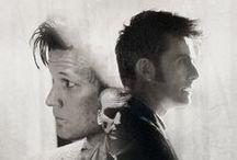 Doctor Who :) / by Ellen McCann