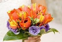Wedding Colors | Wedding Bouquets / Every bride needs a gorgeous bouquet.  Here are some that caught our eye.  Let these bouquets help you choose your wedding event colors Some of these colors would be stunning for an Indian or Pakistani bride.  Find us at www.shaadi-bazaar.com for vendors in Massachusetts, Rhode Island, Connecticut and more / by Shaadi Bazaar