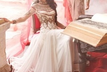Bridal Gowns for Indian Brides | Indian Wedding Dresses / Gowns are being seen down the runways in Lahore and Delhi.  Here are a few that inspired us! Indian and Pakistani brides take a look :)  Need more help? find us at www.Shaadi-Bazaar.com / by Shaadi Bazaar